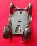 Dinky Toys 36B - Original - Bentley Sports Coupe Black Chassis